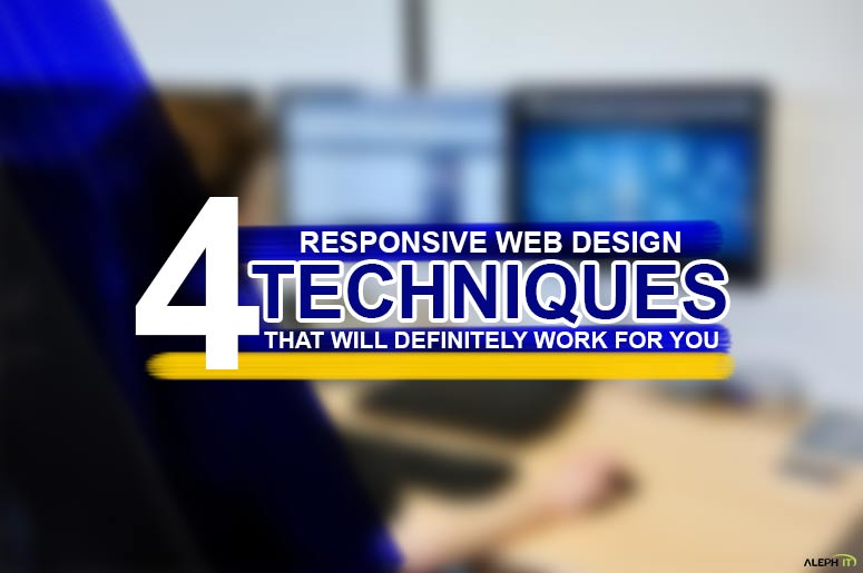 Responsive Web Design Techniques